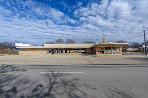 1131 E McKinney St. Retail Building - Denton