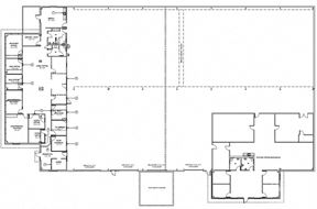 For Lease   ±27,200 SF at Willowbrook Park - Houston