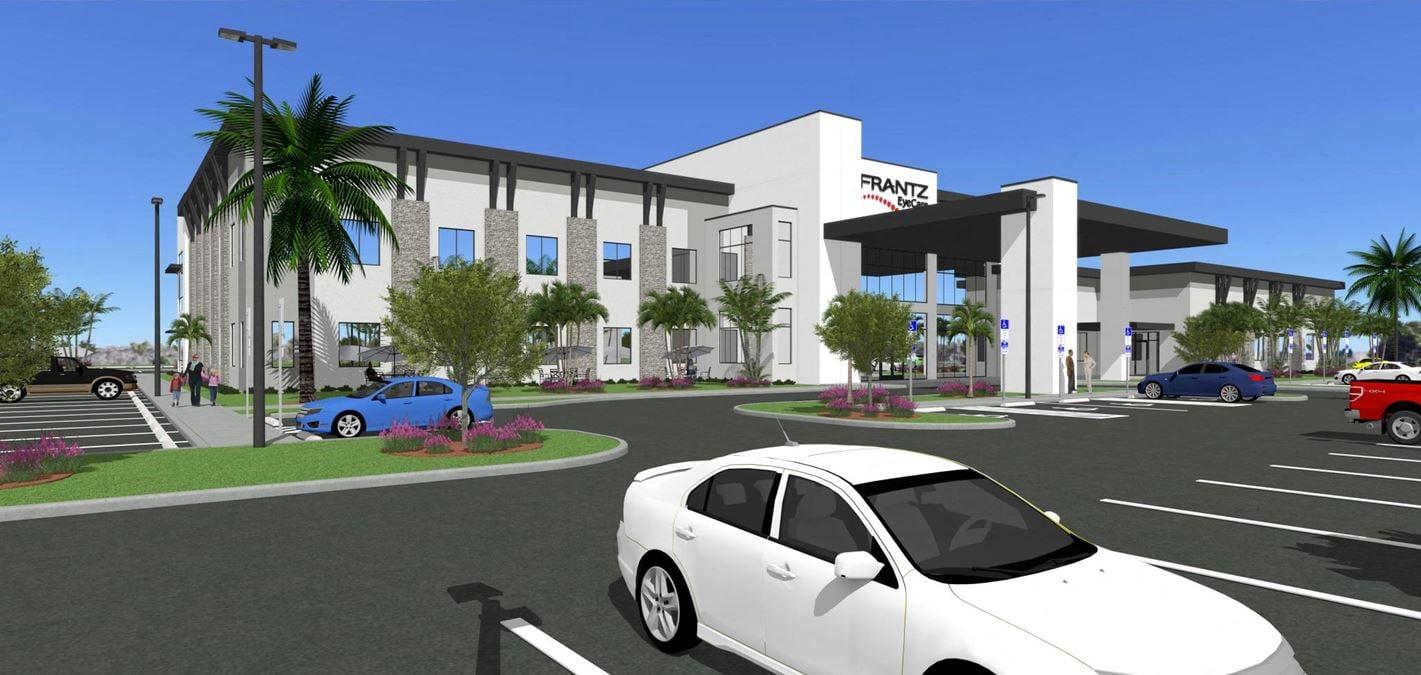 Frantz EyeCare Headquarters