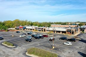 Multi-Tenant Retail Center in Lansing, IL (Chicago MSA) - Value Add Opportunity