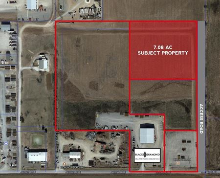 Build-to-Suit Office/Warehouse on 2 - 7 AC - El Reno