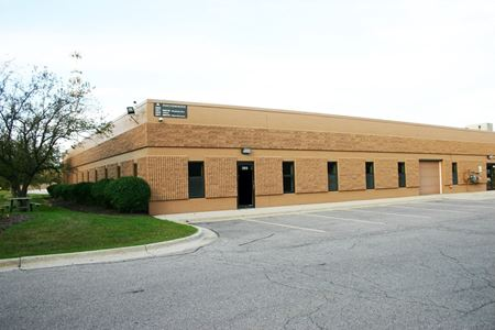 Ypsilanti Office Space for Lease - Airport Industrial Center - Ypsilanti