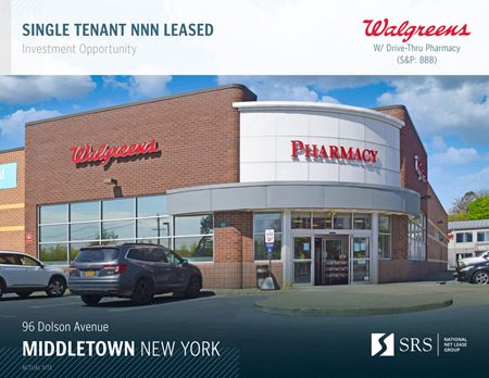 Middletown, NY - Walgreens - Middletown