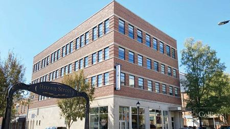 Downtown Greenville Office Space for Lease - Greenville
