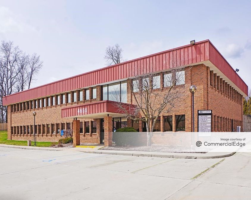 Professional Park West - 4646 & 4656 West Jefferson Blvd