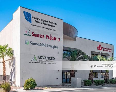 Pavell Medical Plaza - Las Vegas