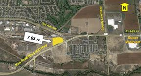 0 Rogers Road - Ken Pratt Blvd (CO Hwy 119) & 3rd Avenue - Longmont