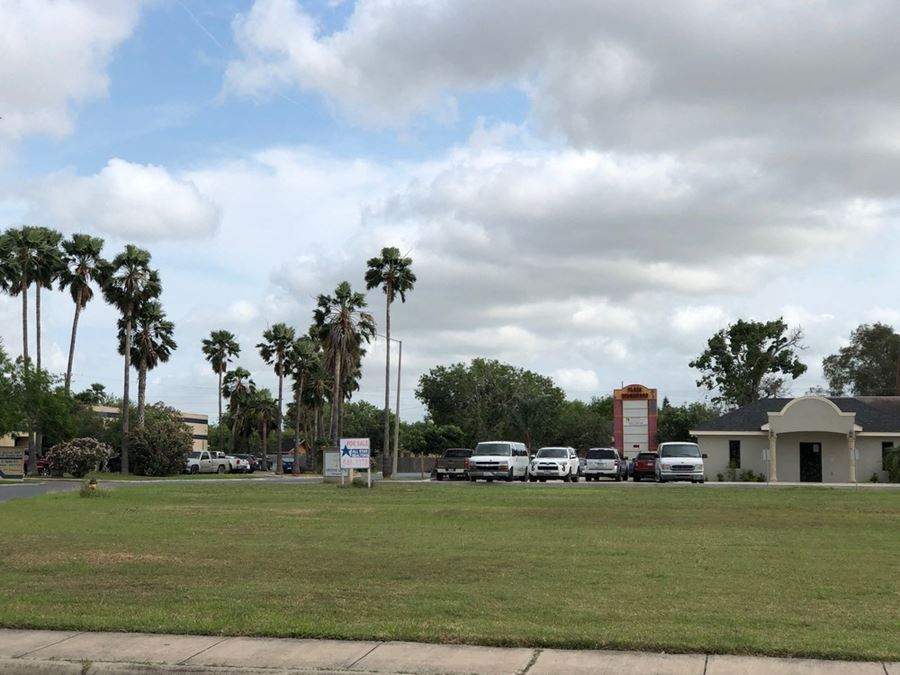 Brownsville Commercial Lot