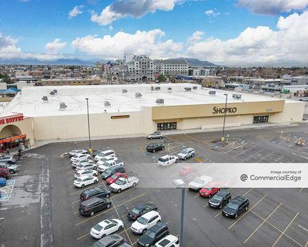 Park Place Shopping Center - Orem