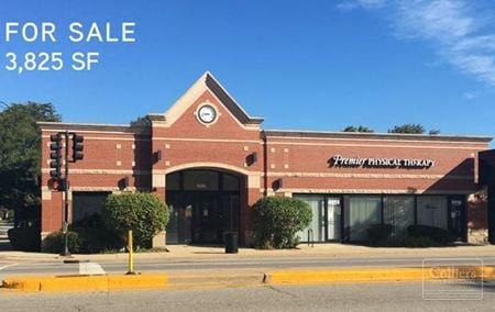 3,825 SF Available For Sale in Skokie, Illinois - Skokie