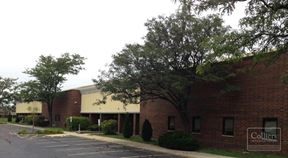 Flex space available for lease or sale at the Woodfield Business Park