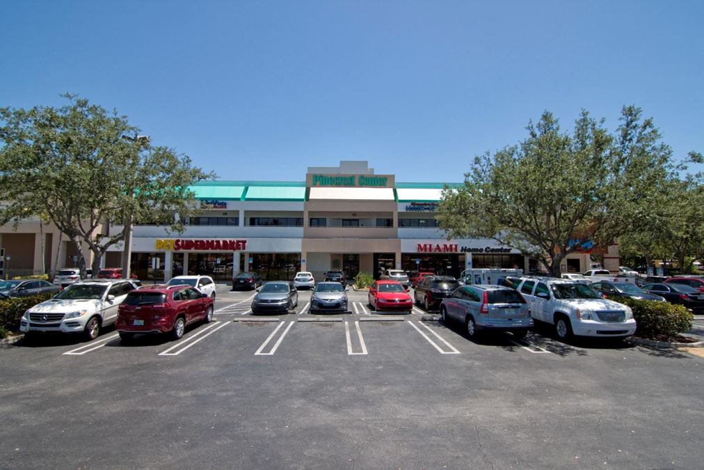 Pinecrest Center