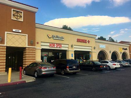 Shops For Lease in Brand New Chuze Fitness & Dollar Tree Center - Fontana