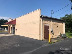 ±1,400-square-foot Former Dry Cleaner for Lease near Lake Murray