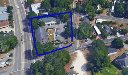 Cherry Grove Office Building For Sale or Lease - North Myrtle Beach