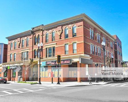 Greenleaf Building - Quincy