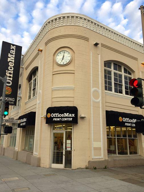 Corner Retail Space