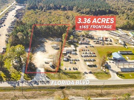 Vacant Land / Laydown Yard on Florida Blvd in Walker - Walker