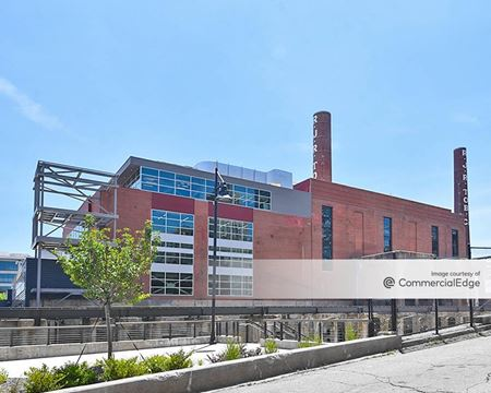 Bailey Power Plant - Winston-Salem
