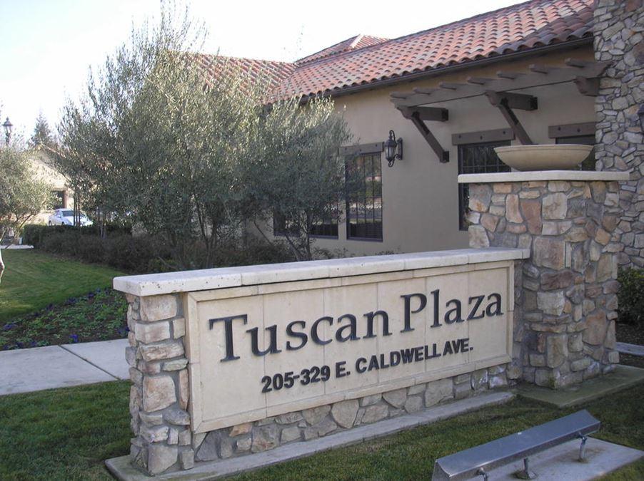 Tuscan Plaza 323-329
