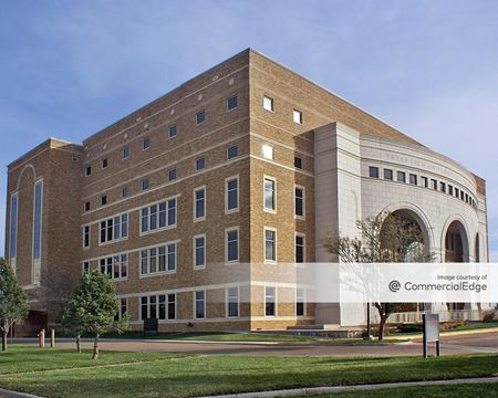 Texas Tech University Health Sciences Center - Physicians & Clinics Building - Amarillo