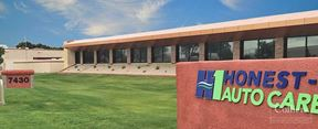 Scottsdale Airpark Office Building for Lease