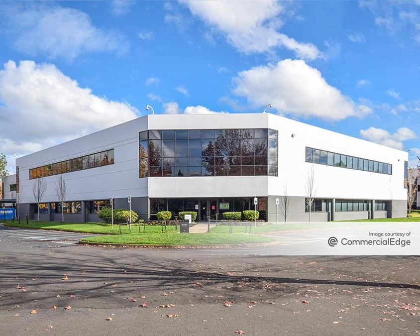 Nike World Headquarters - Willamette
