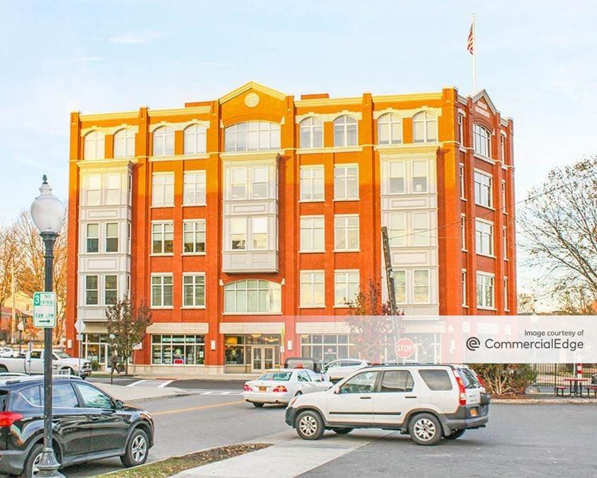 The Hub Building