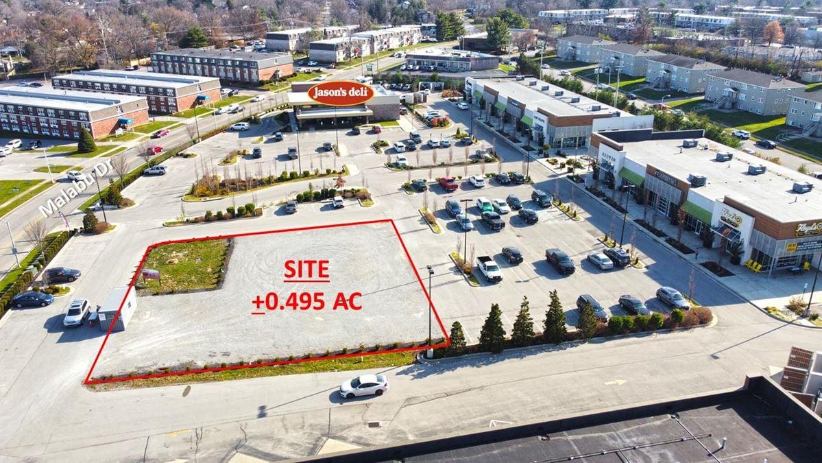 The Venue - Retail Pad Site
