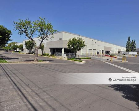 Golden Pacific Business Park - 17521 & 17531 Railroad Street - City of Industry