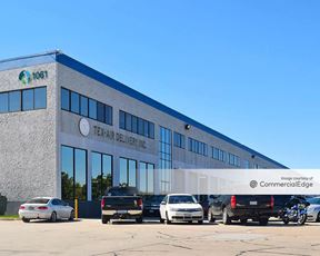 Prologis Northwest Trade Center - 1061 & 1063 Texan Trail - Grapevine