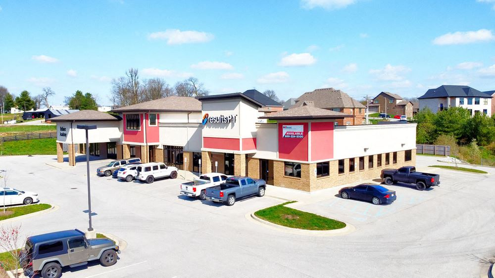 Keene Centre Retail/Office