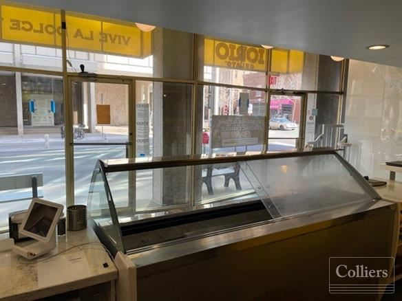 Downtown Ann Arbor Restaurant | Cafe Space