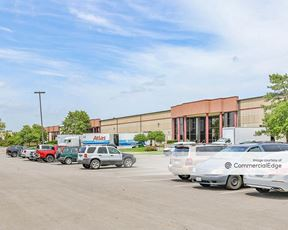 Kansas Commerce Center - 9755-9771 Commerce Pkwy