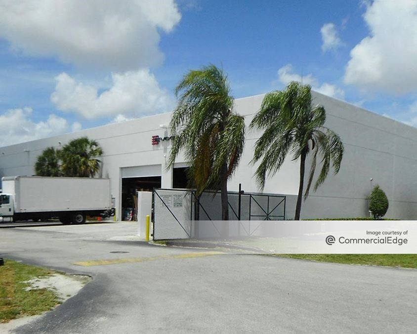 7501, 7543 & 7535 NW 52nd Street