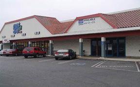 Tulare Shopping Center