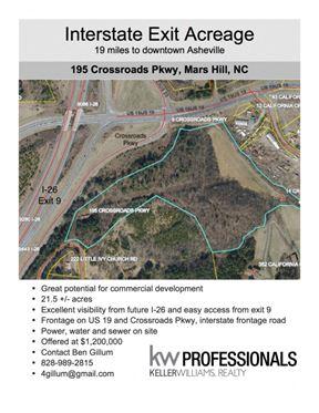 195 Crossroads Parkway - Mars Hill