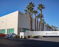 Prologis Las Vegas Corporate Center - 4031 & 4151 Industrial Center Drive - North Las Vegas