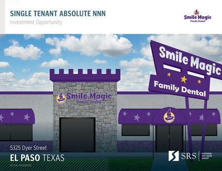 El Paso, TX - Smile Magic Family Dental - El Paso