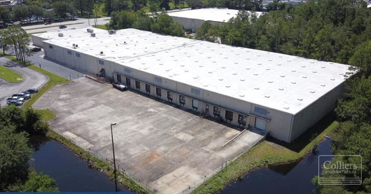 7720 Philips Hwy. | 55,486± SF Industrial/Showroom