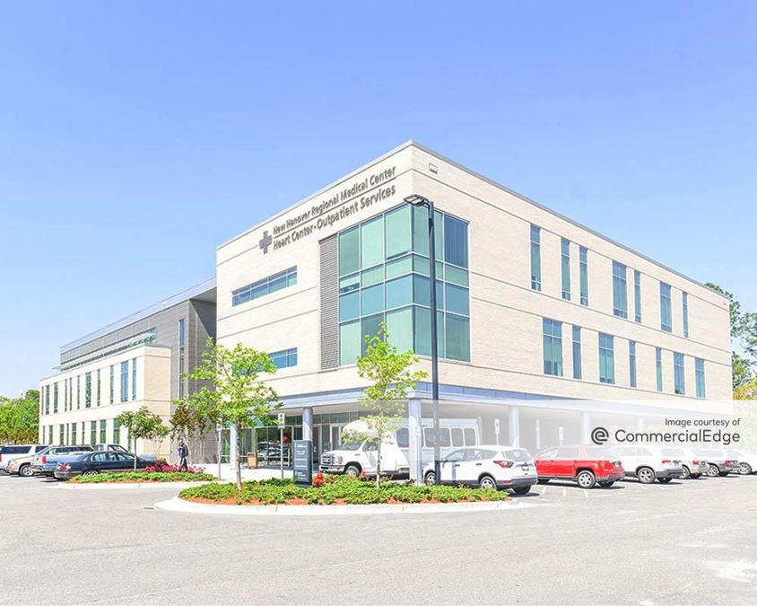 New Hanover Regional Medical Center - Heart Center Outpatient Services