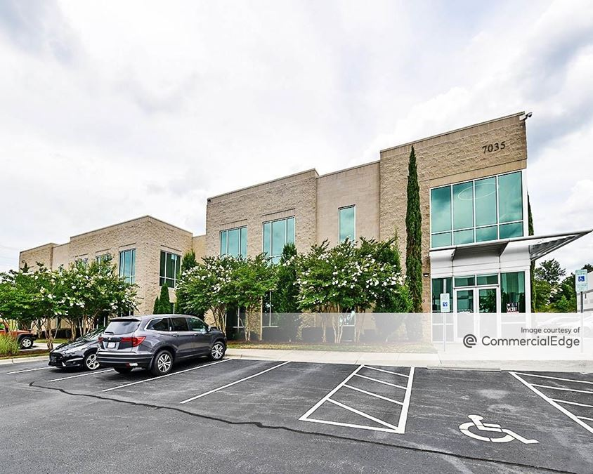 Concord Airport Business Park - 7025 Northwinds Drive NW