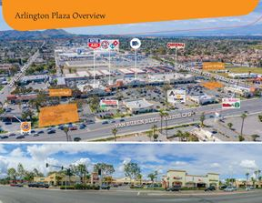 Arlington Plaza-Riverside - Riverside