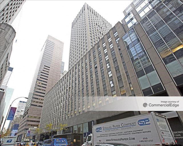 75 Rockefeller Plaza