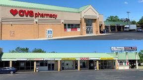 Joy & Merriman Retail Center