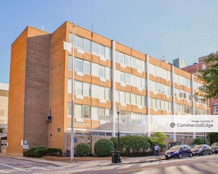 Boston Medical Center - Preston Family Building