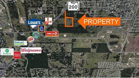 14.75 Multi Family Acres Hwy 200 - Ocala