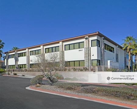 The Lakes Business Park - 8861 West Sahara Avenue - Las Vegas