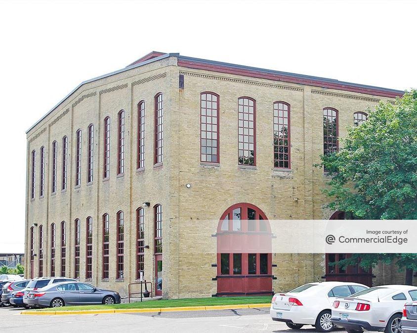 Atrium Office Building