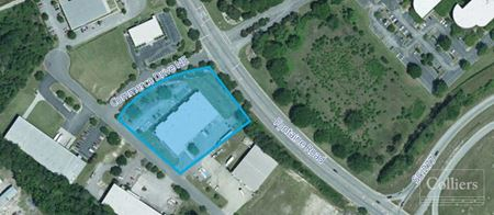 ±10,047 SF Flex Space for Lease Near Downtown Columbia - Columbia
